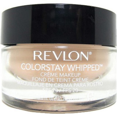 Revlon Colorstay Whipped Creme Makeup Foundation(Natural Ochre - 180)