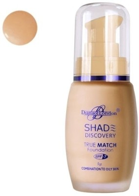 Diana of London Shade Discovery Foundation103Ivory Mist 30 ML Foundation