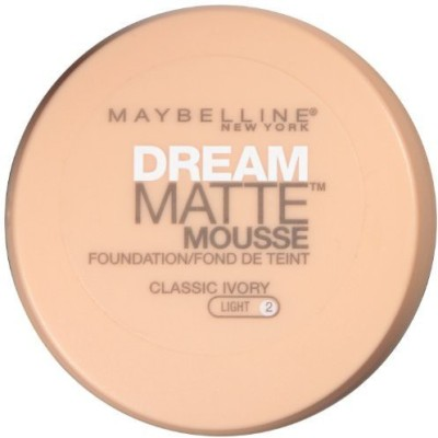 Maybelline Dream Matte Mousse Foundation, 2 Pack Foundation