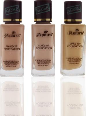 Amura Colour Cosmetics No.007 Foundation