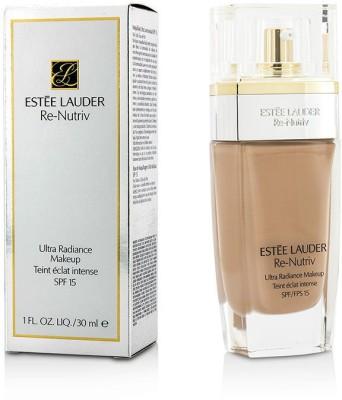 Estee Lauder ReNutriv Ultra Radiance Makeup SPF 15 Foundation