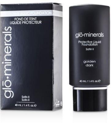 GloMinerals GloProtective Oil Free Liquid Foundation Satin Finish Foundation