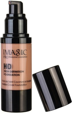 Imagic Moisturizer Oil-control Waterproof Liquid  Foundation