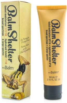 TheBalm BalmShelter Tinted Moisturizer SPF 18 Foundation