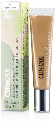 Clinique All About Eyes Concealer Foundation