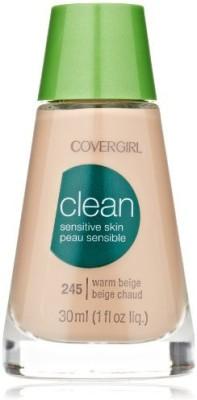 CoverGirl Clean Sensitive Skin Liquid Makeup Foundation
