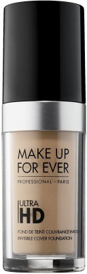Make Up For Ever Ultra HD Invisible Cover Foundation(Y245 - Soft Sand, 29 g)