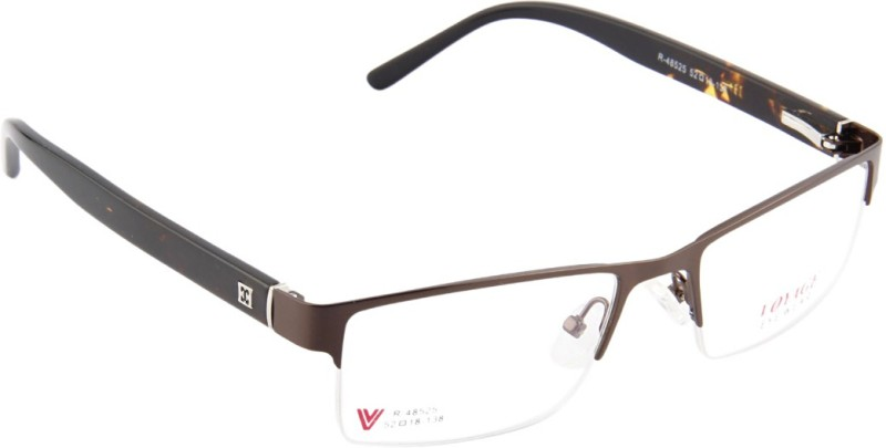 VOYAGE Half Rim Rectangle Frame(50 mm)