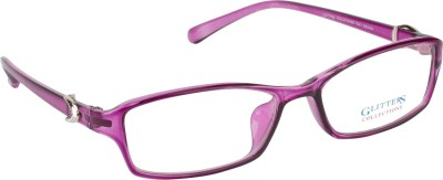 Glitters Full Rim Rectangle Frame