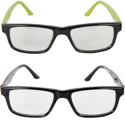 Mango People Full Rim Rectangle Frame