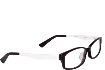Leecooper Full Rim Rectangle Frame(55 mm)