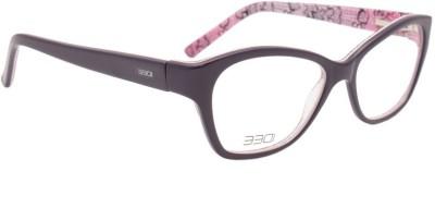 IDEE Full Rim Cat-eyed Frame(53 mm)