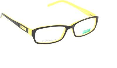 United Colors of Benetton Full Rim Rectangle Frame
