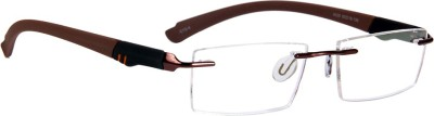 Tommy Players Rimless Square Frame