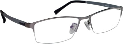 Valor Dinero Half Rim Rectangle Frame