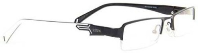 X Eye Half Rim Square Frame