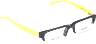 Scoop Full Rim Rectangle Frame