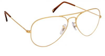 Ray Ban Half Rim Oval Frame(55 mm)