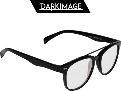 Dark Image Round Sunglasses