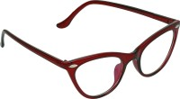 ULTRAVISION Full Rim Cat-eyed Frame(48 mm)