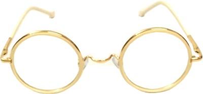 Eye Jewels Full Rim Round Frame