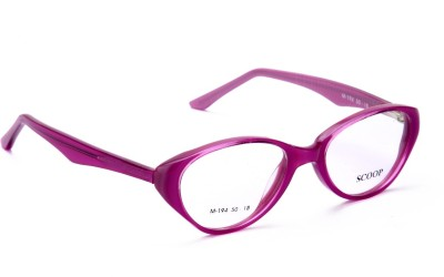 Scoop Full Rim Cat-eyed Frame