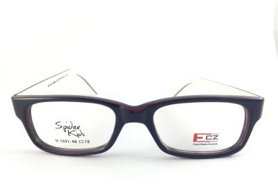 ECZ Full Rim Rectangle Frame