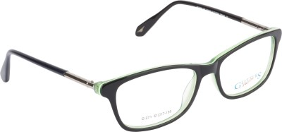 Glitters Full Rim Cat-eyed Frame