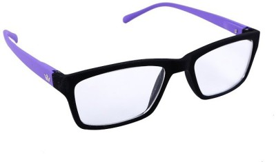New Zovial Full Rim Rectangle Frame