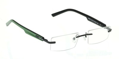 United Colors of Benetton Rimless Rectangle Frame