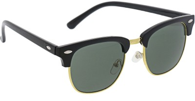 Vast Cool! Clubmaster Stylish Wayfarer Sunglasses
