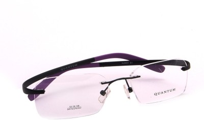 Quantum Rimless Rectangle Frame