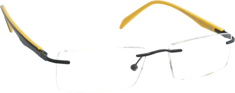 Riyan Rimless Rectangle Frame(50 mm)