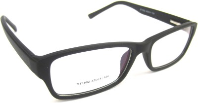 The Indigo Sky Full Rim Rectangle Frame