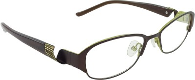 Myew Eyewear Full Rim Oval Frame