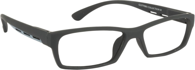 Glitters Full Rim Rectangle Frame(52 mm)