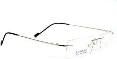 Opticalplaza Rimless Rectangle Frame