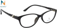 NuVew Full Rim Cat-eyed Frame(52 mm)