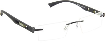 VOYAGE Rimless Rectangle Frame