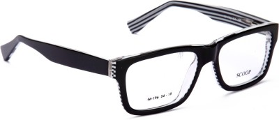 Scoop Full Rim Wayfarer Frame