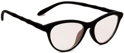 Aleron Rimless Cat-eyed Frame