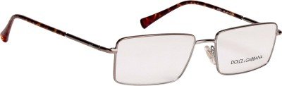 Dolce & Gabbana Full Rim Rectangle Frame(53 mm)