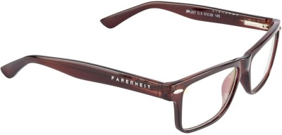 Farenheit Full Rim Rectangle Frame