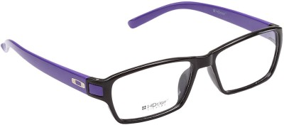 HDClair Full Rim Rectangle Frame