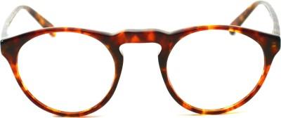 Four Eyes Club Full Rim Rectangle Frame