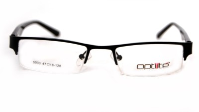 OPTO LITE Half Rim Rectangle Frame
