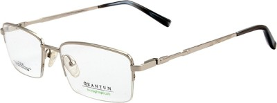 Quantum Half Rim Rectangle Frame