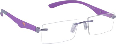 TOMMY PLAYERS Rimless Rectangle Frame