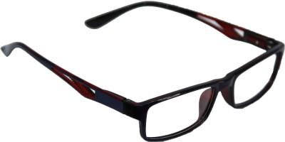vision plus Half Rim Rectangle Frame