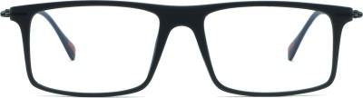 Fizan Full Rim Rectangle Frame
